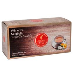 Чай Julius Meinl White Tea Mirabelle (Белый чай Мирабель)
