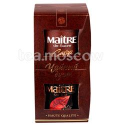 Подарочный набор Maitre Чай Чайный дуэт 100 г и Тростниковый сахар 350 г