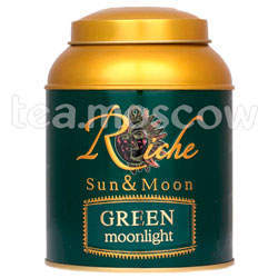 Чай зеленый Riche Natur Green Moonlight 100 г ж.б.