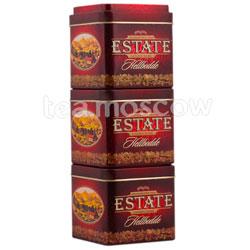 Чай Estate Hellbodde Черный ж.б.