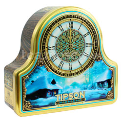 Чай Tipson Tea Clock Midnight 125 гр