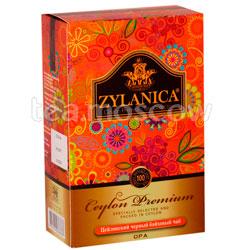 Чай Zylanica Ceylon Premium ОРА черный 100 гр