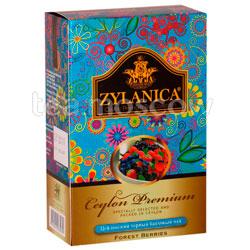 Чай Zylanica Ceylon Premium черный Лесные ягоды 100 гр