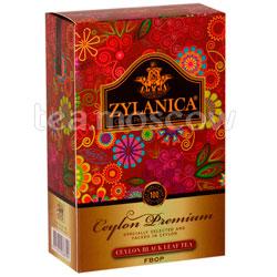 Чай Zylanica Ceylon Premium FBOP черный 100 гр