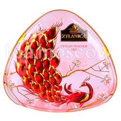 Чай Zylanica Peacock Red (Павлин) черный 100 г ж.б.