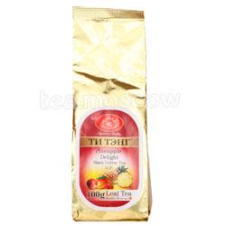 Чай Ти Тэнг Тропическая смесь с ананасом 100 гр