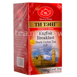 Чай Ти Тэнг Английский завтрак 200 гр
