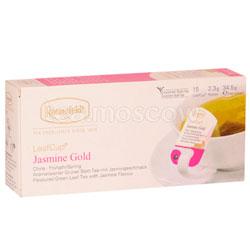 Чай Ronnefeldt Jasmine Gold Leaf Cup/ Жасмин Голд в саше на чашку