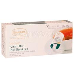 Чай Ronnefeldt Assam Bari Leaf Cup / Ассам Бари в саше на чашку