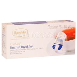 Чай Ronnefeldt English Breakfast Leaf Cup/ Английский завтрак в саше на чашку