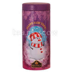 Чай Zylanica Christmas Pekoe черный 100 гр