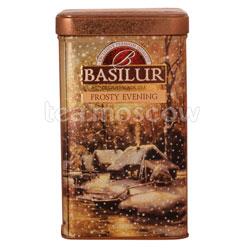 Чай Basilur Праздничная морозный вечер 85 гр