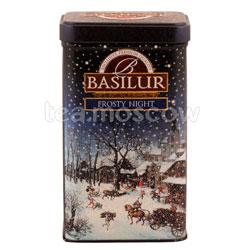 Чай Basilur Праздничная морозная ночь 85 гр