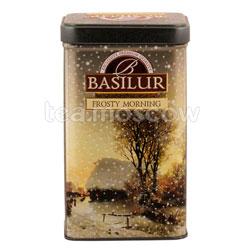 Чай Basilur Праздничная морозное утро 85 гр