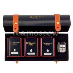 Подарочный чайный набор Dammann D-Tube (Туба)