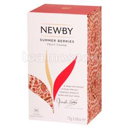 Чай пакетированный Newby Летние ягоды 25 шт