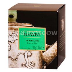 Чай листовой Newby Дарджилинг 100 гр