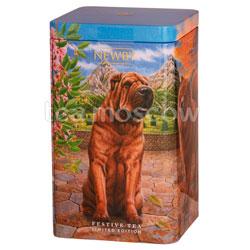 Чай черный Newby Год Собаки 125 гр