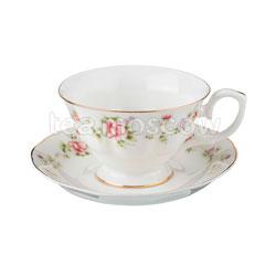 Чайный набор Lefard на 1 персон 2 предм. Екатерина 200 мл (54-383)