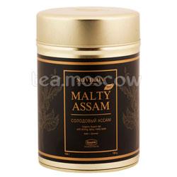 Чай Ronnefeldt Novikov Malty Assam / Солодовый Ассам 100 гр