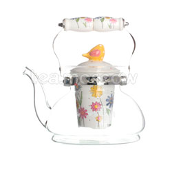 Чайник стеклянный Kelly KL-3059 1,4 л