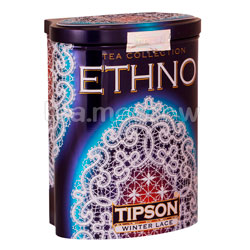 Чай Tipson Ethno Winter lace 100 гр