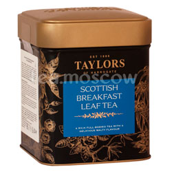 Чай Taylors of Harrogate Scottish Breakfast / Шотландский завтрак 125 гр