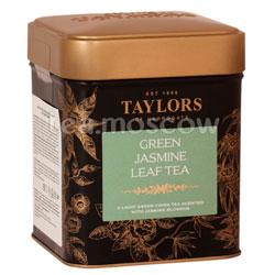 Чай Taylors of Harrogate Green Jasmine / Зеленый чай с цветками жасмина 125 гр