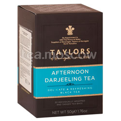 Чай пакетированный Taylors of Harrogate Afternoon Darjeeling / Дарджилинг-Полдник 20 шт