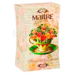 Чай Maitre Цветочный вальс 100 гр