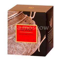 Чай листовой Newby Индийский завтрак 100 гр