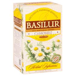 Чай Basilur Травяной Ромашка 20 пак
