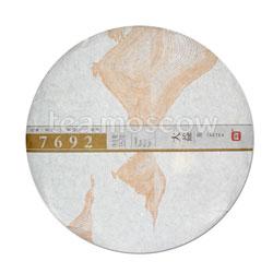 Пуэр блин TaeTea 7692 (шу) 357 гр
