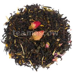 Черно-зеленый чай Тысяча вторая ночь (Ароматизированный)