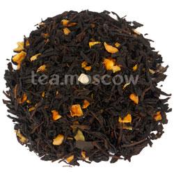 Черный Апельсиновое печенье
