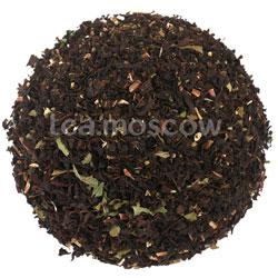 Черный чай Мятный