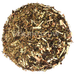 Черно-зеленый чай Ясный ум