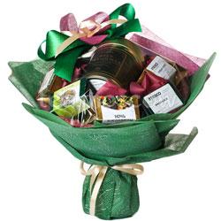 Подарочный набор Чайный букет
