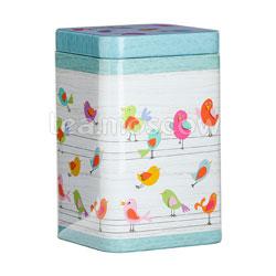 Банка для чая Птички 100 гр