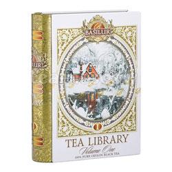 Чай Basilur Чайная книга  Чайное собрание Том 1 100 гр