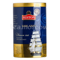 Чай Riston Earl Grey 100 гр