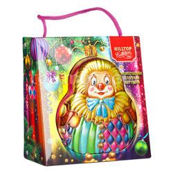 Чай Hilltop Подарок цейлона Елочная игрушка Клоун 50 гр