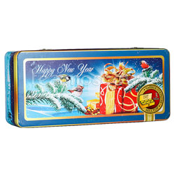 Чай Hilltop Зимний подарок 3х50гр