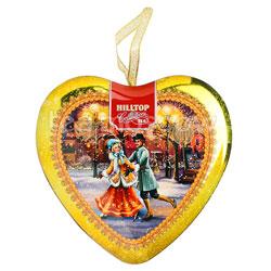Чай Hilltop Королевское золото Рождественские катания 50 гр