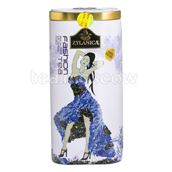 Чай Zylanica Fashion Pekoe черный с лепестками василька 100 г ж.б