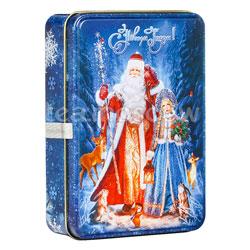 Чай Черный дракон Дед мороз и Снегурочка 75 гр