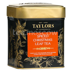Чай Taylors of Harrogate Spiced Christmas / Рождественский с пряностями 125 гр