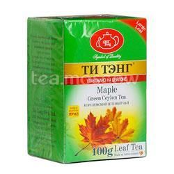 Чай Ти Тэнг Кленовый сироп 100 гр