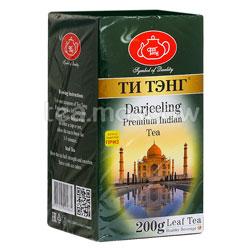 Чай Ти Тэнг черный Дарджилинг 200 гр