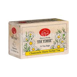 Чай Ти Тэнг Ромашка 25 пакетиков